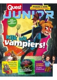 Quest Junior 11, iOS & Android  magazine