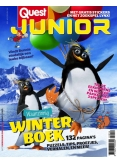 Quest Junior 12, iOS & Android  magazine