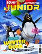 Quest Junior 12, iOS & Android  magazine