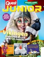 Quest Junior 2, iOS & Android  magazine