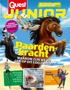 Quest Junior 4, iOS & Android  magazine
