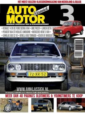 Auto Motor Klassiek 3, iOS & Android  magazine