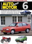 Auto Motor Klassiek 6, iOS, Android & Windows 10 magazine