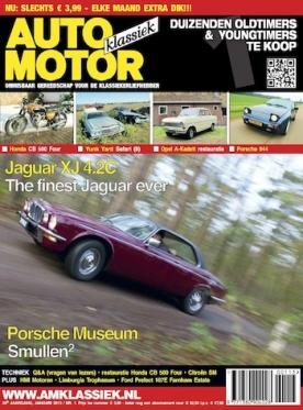 Auto Motor Klassiek 1, iOS magazine
