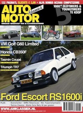 Auto Motor Klassiek 5, iOS & Android  magazine
