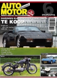 Auto Motor Klassiek 6, iOS, Android & Windows 10 magazine