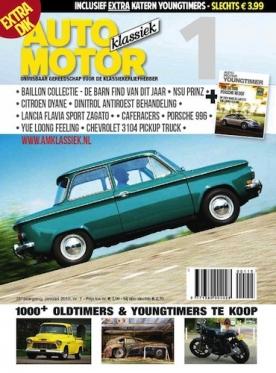 Auto Motor Klassiek 1, iOS & Android  magazine