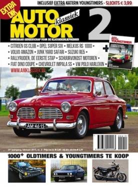 Auto Motor Klassiek 2, iOS & Android  magazine