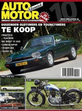 Auto Motor Klassiek 10, iOS & Android  magazine
