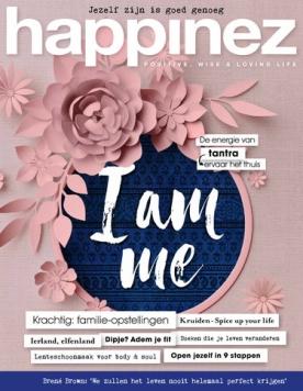 Happinez 2, iOS & Android  magazine