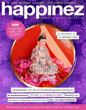 Happinez 6, iOS & Android  magazine