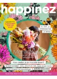 Happinez 1, iOS & Android  magazine