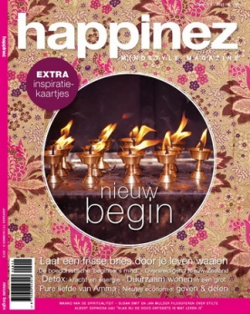 Happinez 8, iOS, Android & Windows 10 magazine