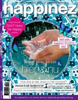 Happinez 4, iOS & Android  magazine
