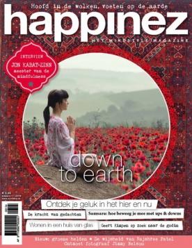 Happinez 1, iOS & Android  magazine