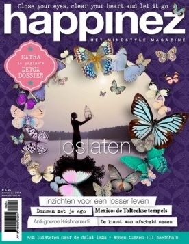 Happinez 2, iOS & Android  magazine