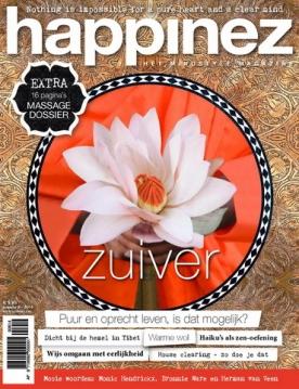 Happinez 6, iOS & Android  magazine