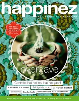 Happinez 3, iOS & Android  magazine