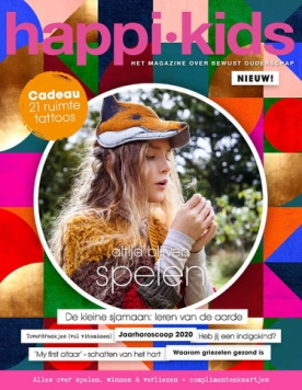 Happi.kidz 6, iOS & Android  magazine