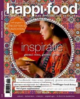 Happi.food 2, iOS & Android  magazine