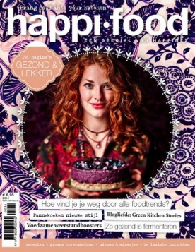 Happi.food 3, iOS & Android  magazine