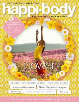Happi.body 1, iOS & Android  magazine