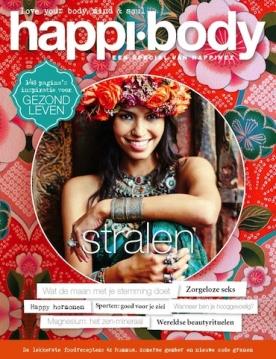 Happi.body 2, iOS & Android  magazine