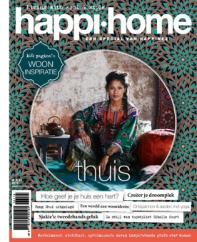 Happi.home 1, iOS & Android  magazine