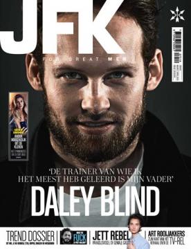 JFK 75, iOS & Android  magazine