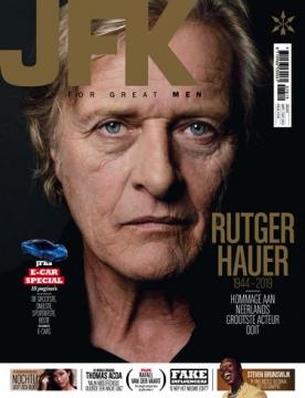 JFK 78, iOS & Android  magazine