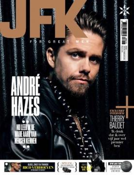 JFK 80, iOS & Android  magazine