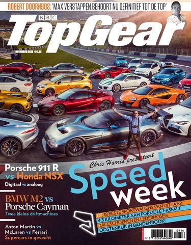 TopGear Magazine 137, iOS & Android  magazine