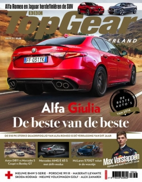 TopGear Magazine 139, iOS & Android  magazine