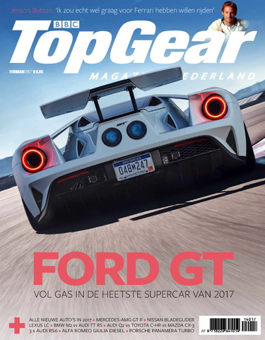 TopGear Magazine 140, iOS, Android & Windows 10 magazine