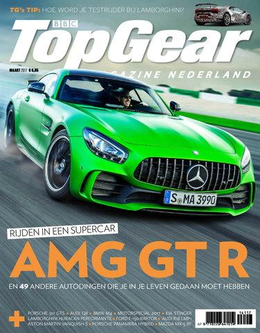 TopGear Magazine 141, iOS & Android  magazine