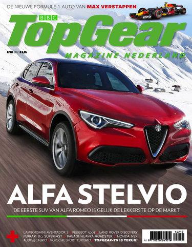 TopGear Magazine 142, iOS & Android  magazine