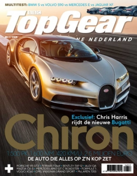 TopGear Magazine 143, iOS, Android & Windows 10 magazine