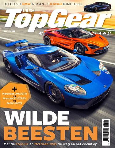 TopGear Magazine 145, iOS & Android  magazine