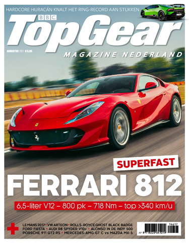 TopGear Magazine 146, iOS, Android & Windows 10 magazine
