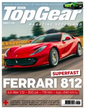 TopGear Magazine 146, iOS & Android  magazine