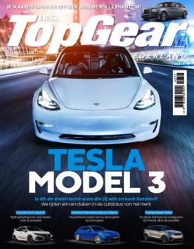TopGear Magazine 147, iOS & Android  magazine