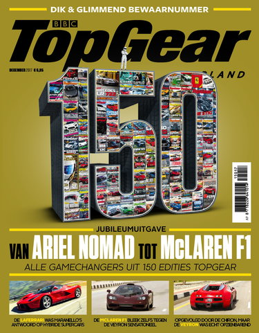 TopGear Magazine 150, iOS & Android  magazine