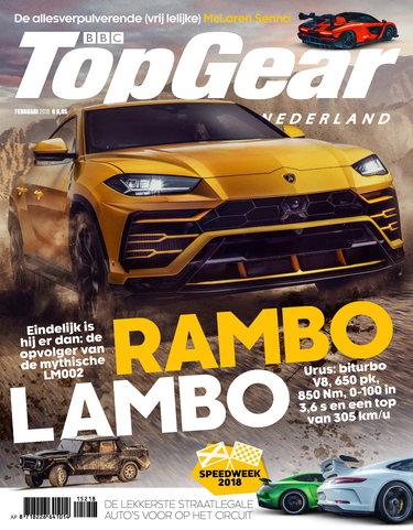 TopGear Magazine 152, iOS & Android  magazine