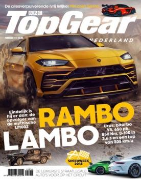 TopGear Magazine 152, iOS, Android & Windows 10 magazine