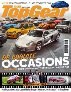 TopGear Magazine 153, iOS & Android  magazine