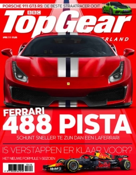 TopGear Magazine 154, iOS, Android & Windows 10 magazine