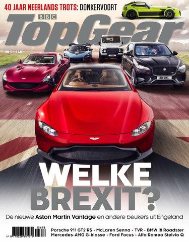 TopGear Magazine 156, iOS & Android  magazine
