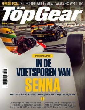 TopGear Magazine 158, iOS & Android  magazine