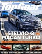 TopGear Magazine 159, iOS, Android & Windows 10 magazine
