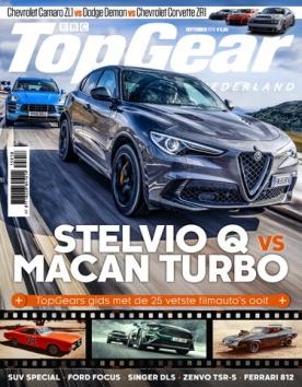 TopGear Magazine 159, iOS & Android  magazine